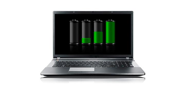 Как продлить жизнь батарее ноутбука