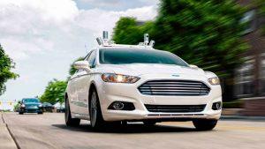 Ориентировочный срок выхода беспилотного авто от Форд