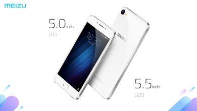 Смартфоны MEIZU U10 и U20