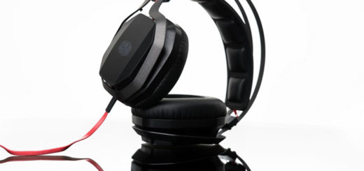 MasterPulse Over-ear от Cooler Master