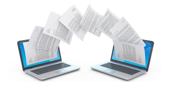 Как быстро перенести данные на новый ноутбук?