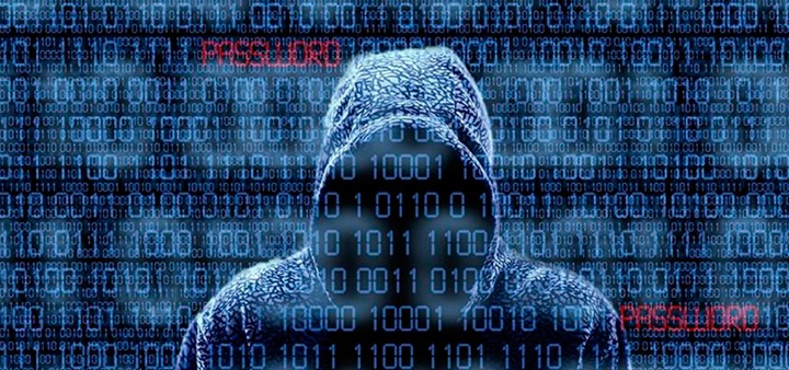 Неизвестные хакеры проводят учения