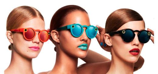 Очки Spectacles, оборудованные камерами