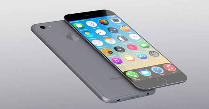 Кнопка Home телефона Apple iPhone 7 нереагирует нанажатия вперчатках
