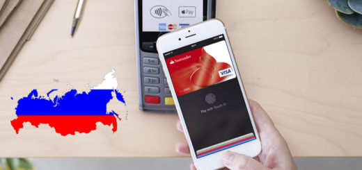 В России этой осенью будет запущена система Apple Pay