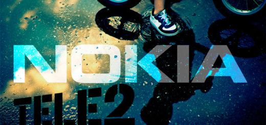 Теле 2 и Нокиа договорились о долгосрочном партнерстве