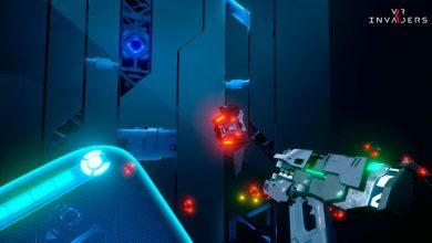 VR Invaders – первая VR-игра от Mail.Ru