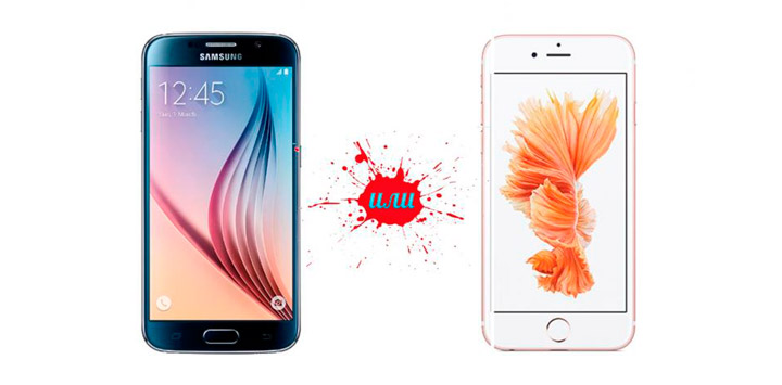 iPhone 7 или Samsung Galaxy S7