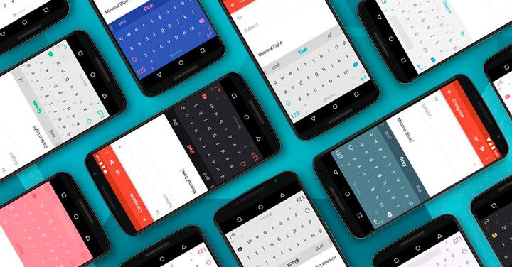 Появилась новая клавиатура для устройств Андроид — обновленная SwiftKey