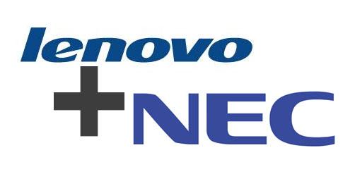 Партнерство Lenovo с NEC