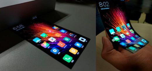 Хiaomi гибкий экран