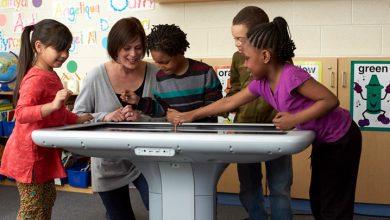 Интерактивные столы для детского сада