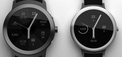 Google смарт-часы