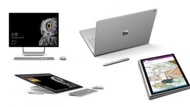 Microsoft показала новые устройства