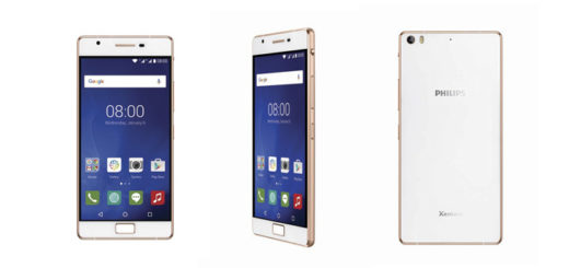 Смартфон Philips Xenium X818