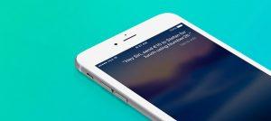 Голосовой помощник Siri СМС-мошенничество