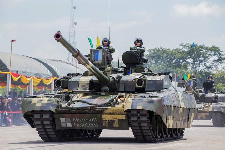 Украина ставит технологию VR на вооружение