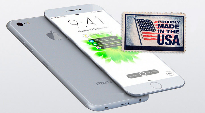 Apple iPhone США
