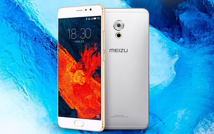 Cмартфон Meizu Pro 6 Plus