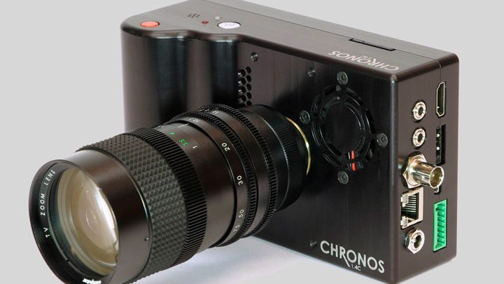 Камера Chronos 1.4