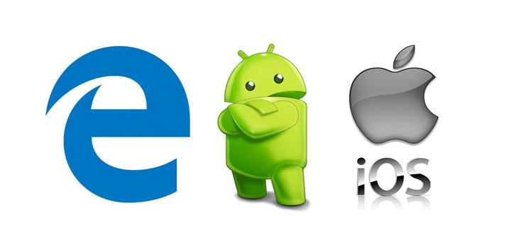 EDGE для Android и iOS