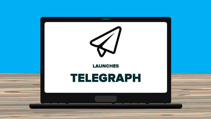 Сервис Telegraph