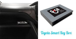 Toyota Smart Key Box