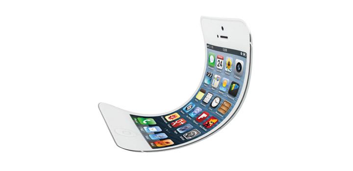 iPhone может стать гибким