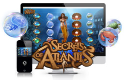слот «Secrets of Atlantis»