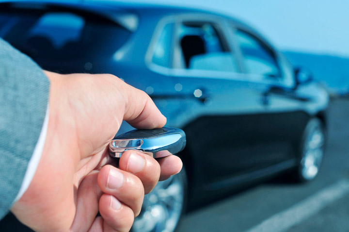 Автоугонщики используют модифицированный прибор Relay Attack
