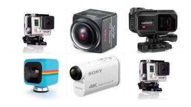 Экшн-камера: как выбрать
