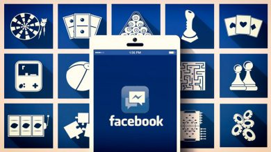 Facebook Messenger игры