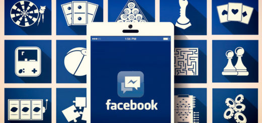 Facebook Messenger игры