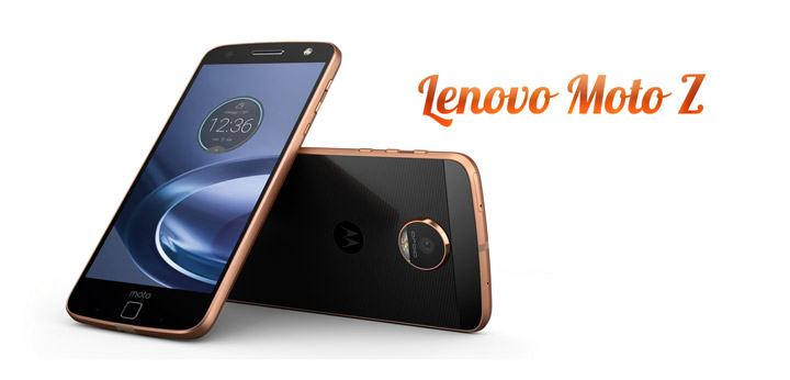 Характеристики Lenovo Moto Z смартфон