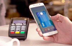 Samsung Pay Visa