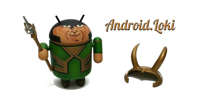 Вирус Android.Loki