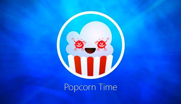 Вирус Popcorn Time