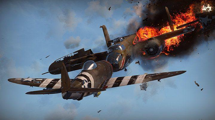 онлайн-игра War Thunder