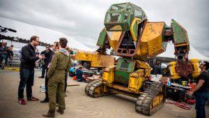 робот MegaBot Mk.III