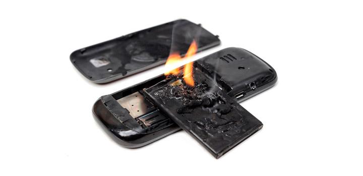 Аккумуляторы, которые не горят