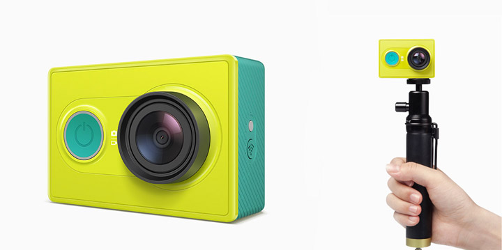 Экшен-камера Xiaomi Yi Характеристики