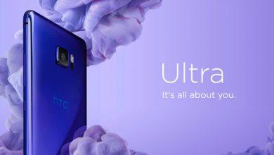 HTC U Ultra смартфон с двумя дисплеями