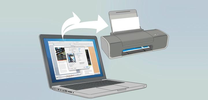Как подключить к компьютеру принтер через wifi