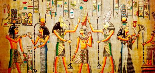 Казино Фараон тайны Древнего Египта