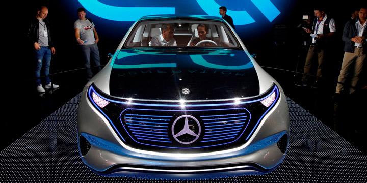 Машины будущего CES 2017 (2)
