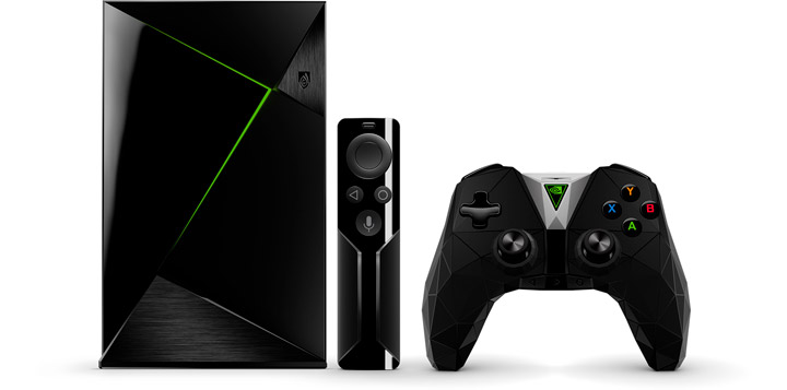 NVIDIA Shield TV CES 2017