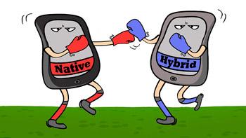 Нативное приложение VS гибрид