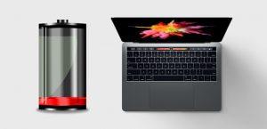 Причина разрядки MacBook Pro
