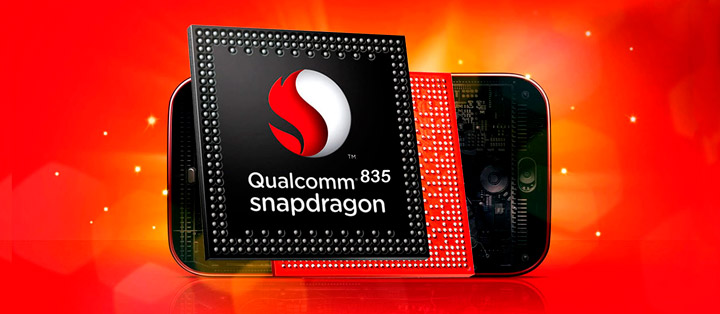 Процессор Qualcomm Snapdragon 835 CES 2017