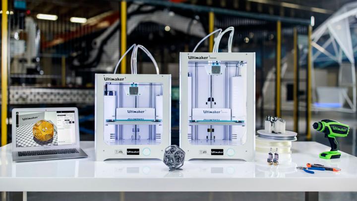 Обзор 3D-принтера Ultimaker 3